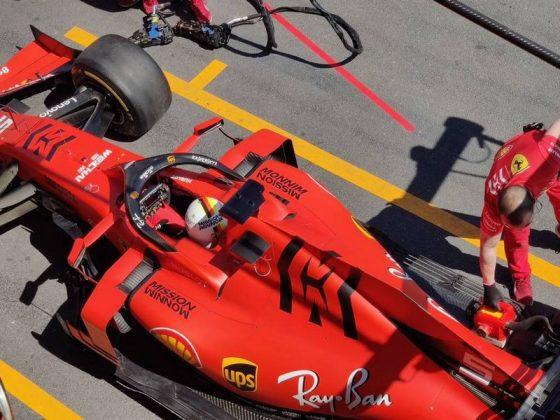 OnePlus 7 Pro immortala la SF90 di Sebastian Vettel | Evosmart.it