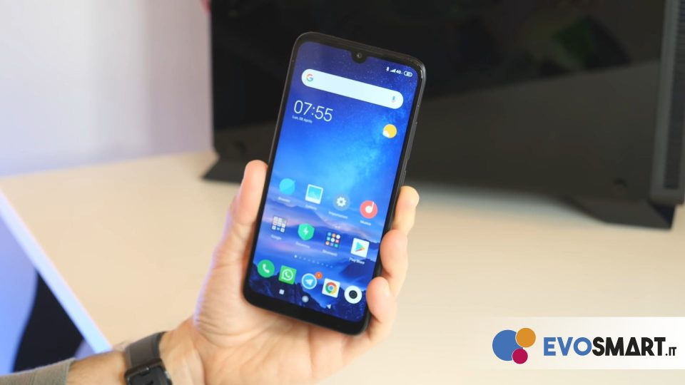 Redmi 7, il nuovo entry level di Redmi | Evosmart.it