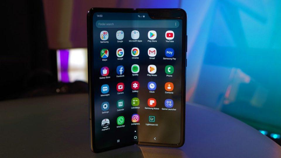 Galaxy Fold: Samsung posticipa la data di lancio in Cina