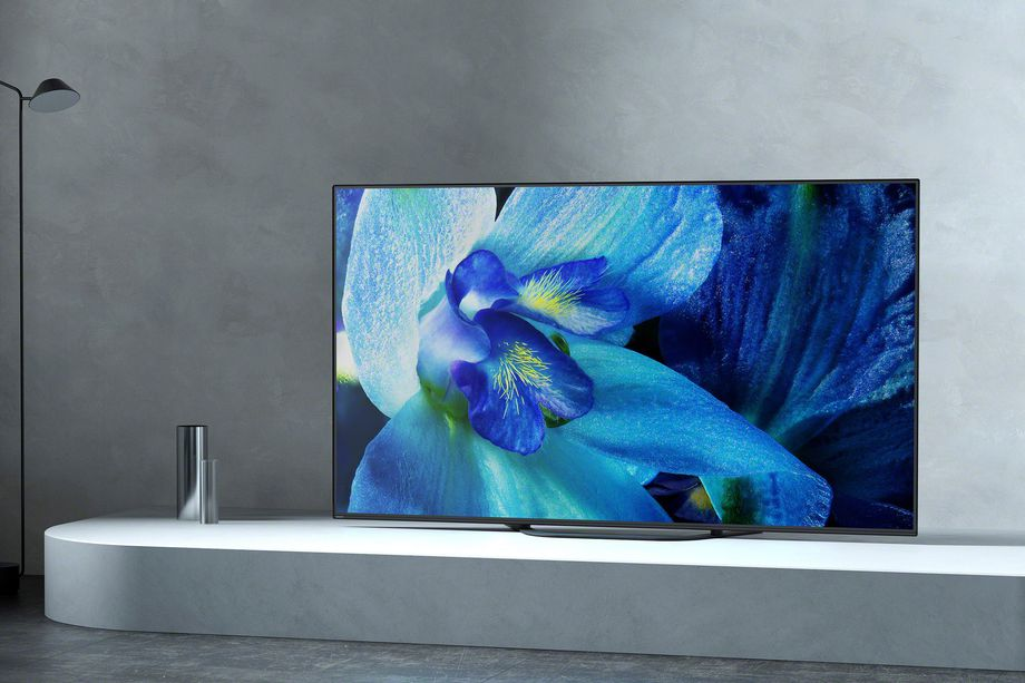 Sony ufficializza i prezzi dei nuovi 4k e 8k OLED tv