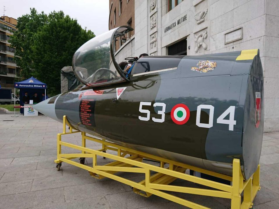 Da Leonardo allo Spazio. Grazie a Lenovo e all'Areonautica Militare | Evosmart.it