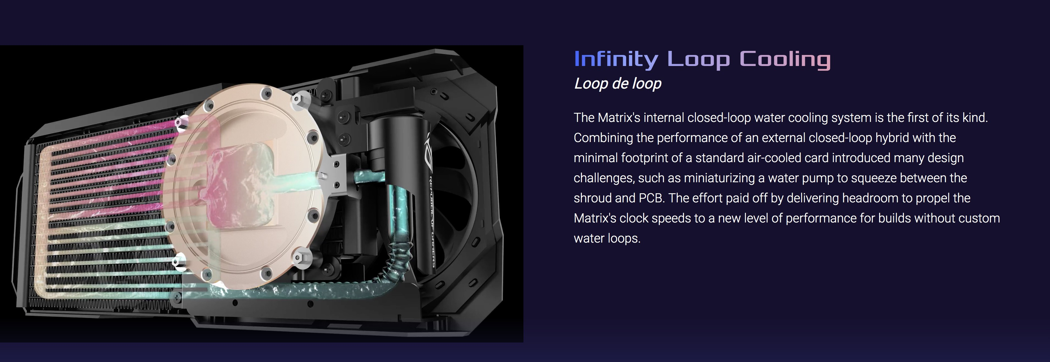 Asus presenta la ROG Matrix GeForce RTX 2080 Ti