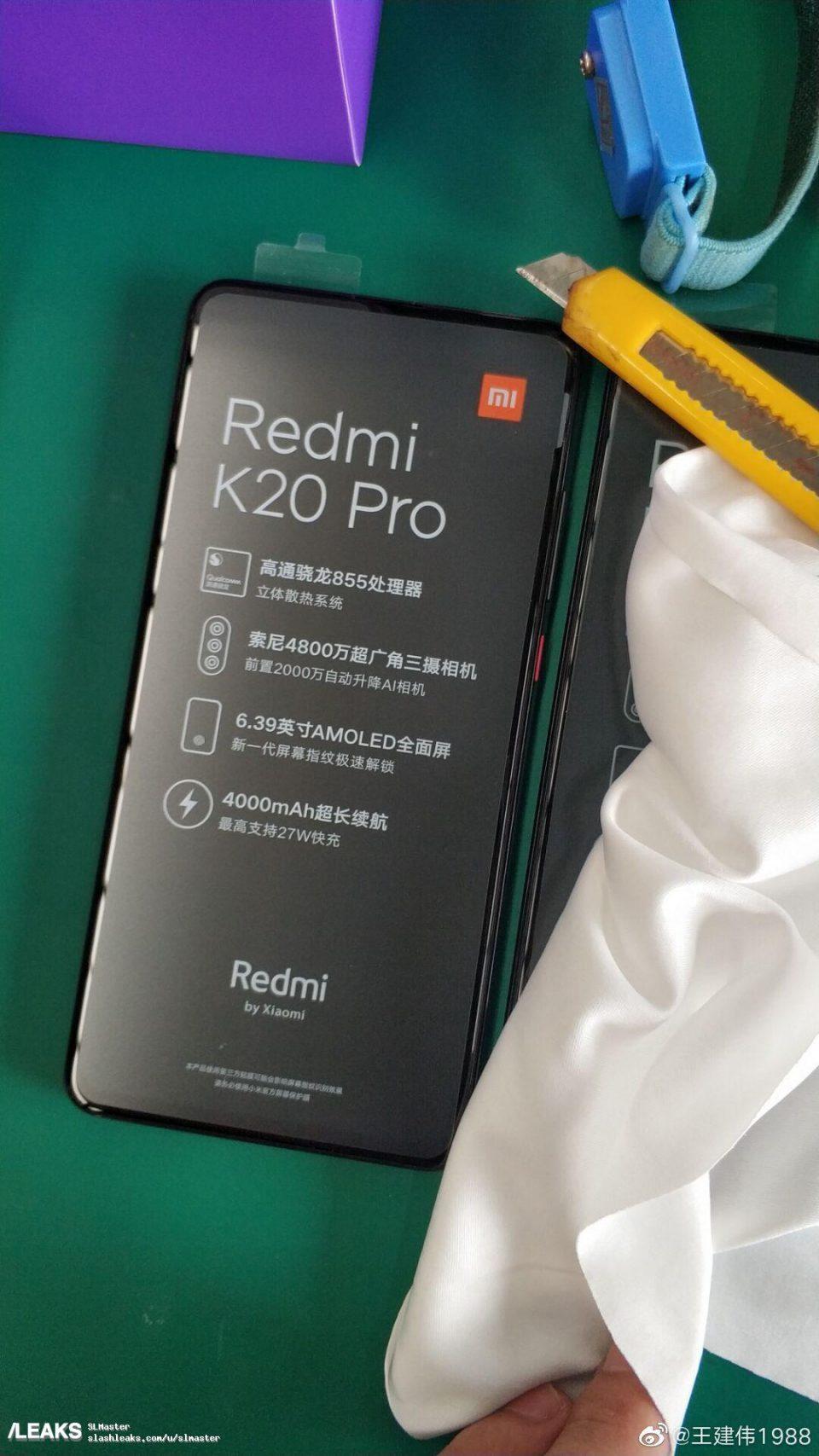 Redmi K20 Pro | Evosmart.it