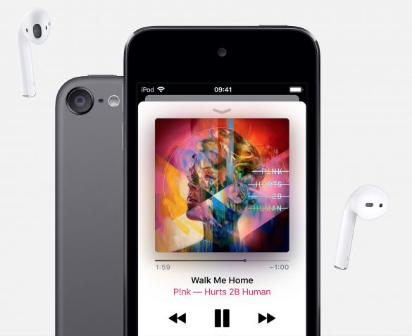 Nuovi iPod Touch 2019 I Evosmart.it