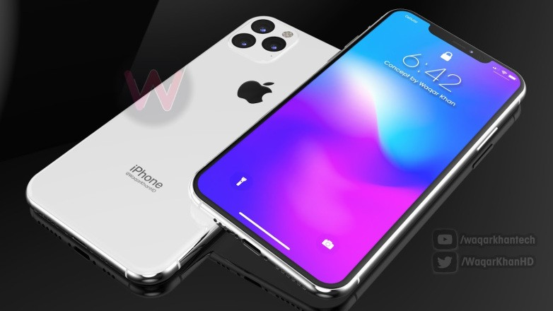 Nuovo Concept iPhone Xl