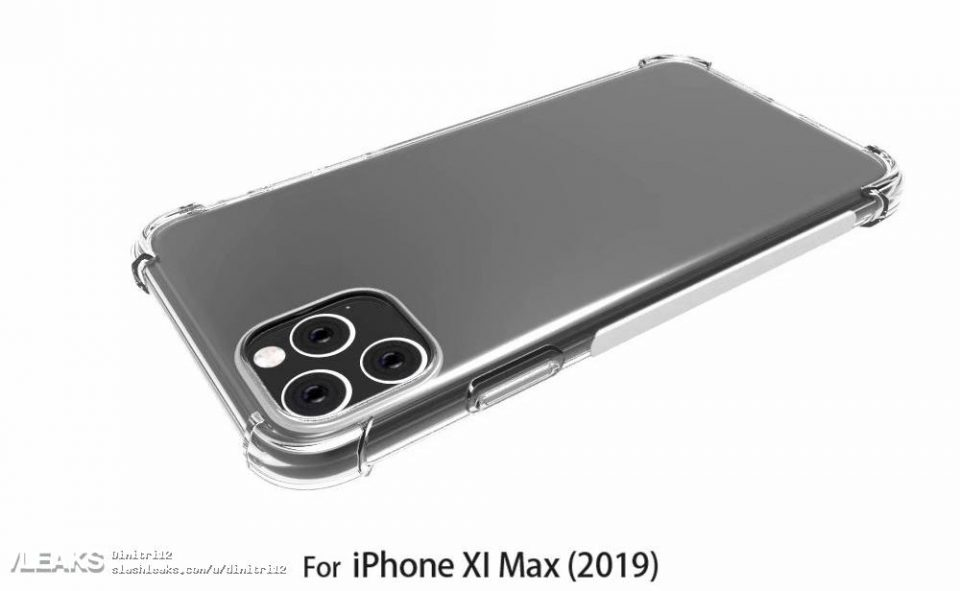 iPhone Xl Max 2019 tripla fotocamera | Evosmart.it