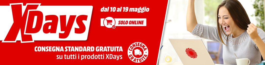 xdays di mediaworld