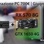 La migliore configurazione PC da 700€ | Giugno 2019