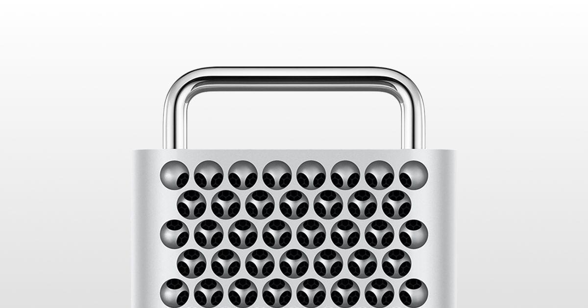 Apple annuncia il nuovo Mac Pro al WWDC19