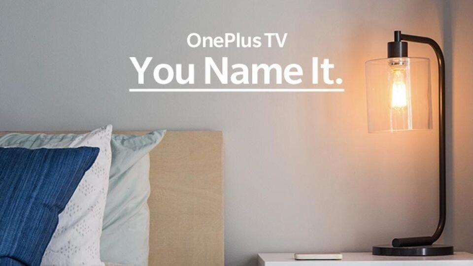OnePlus TV teaser