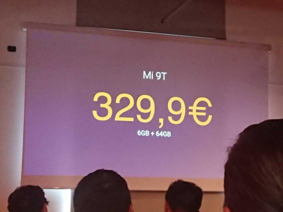 prezzo xiaomi mi 9t da 64GB