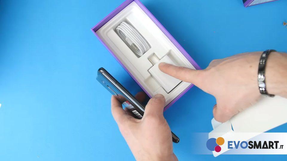 Ecco il caricabatterie | Evosmart.it