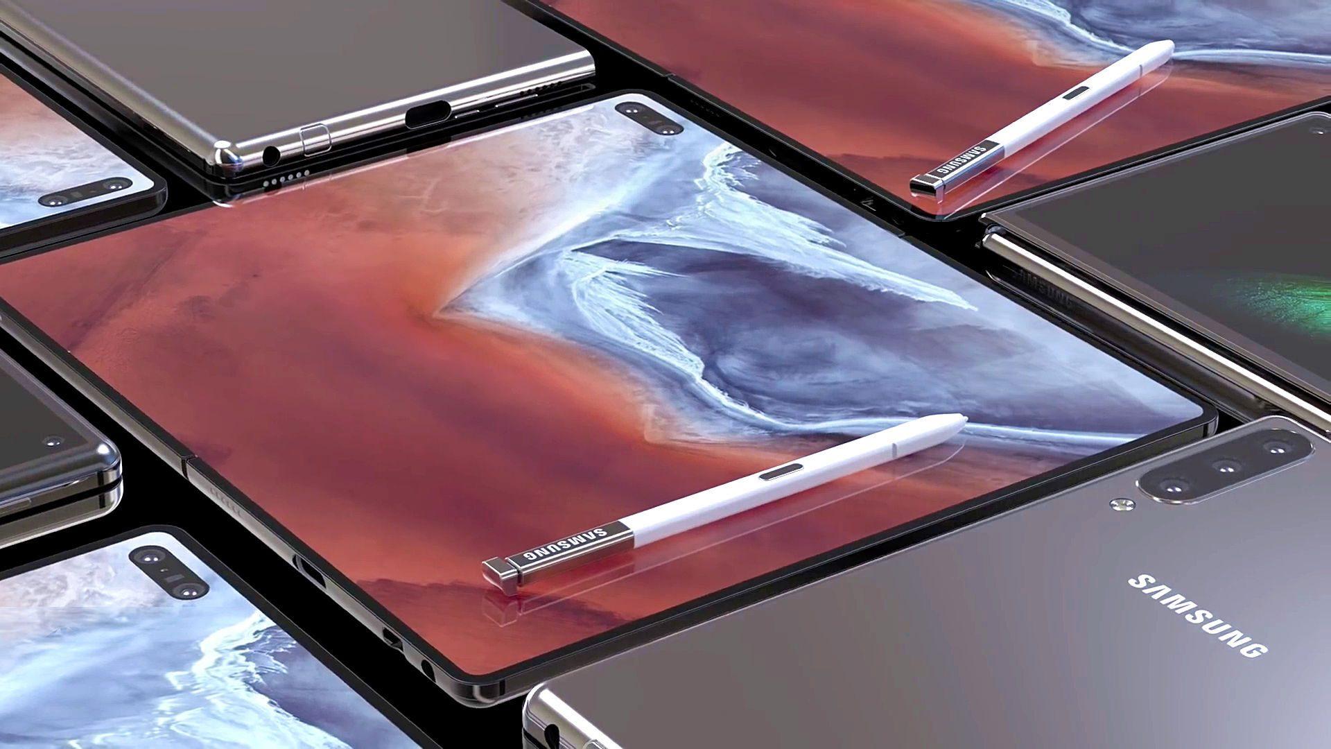 Samsung: Galaxy Fold 2 potrebbe avere un design diverso rispetto al primo modello