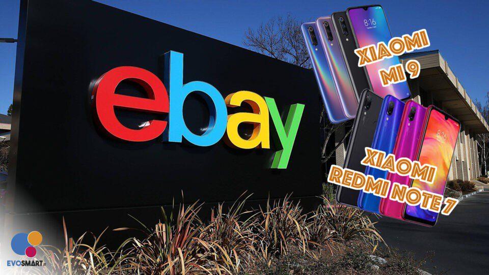 Ebay - Xiaomi Mi 9 a 299€! Guerra ad Amazon