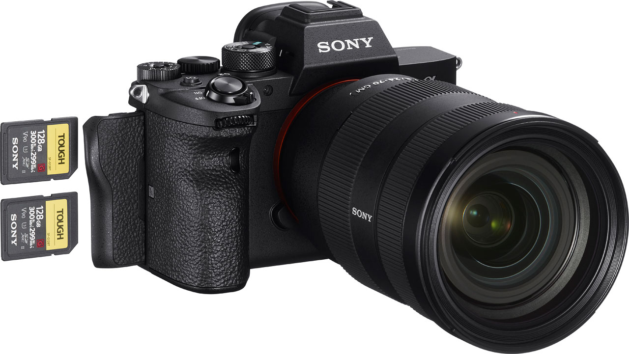 Sony lancia la A7R IV con 61 MPixel!