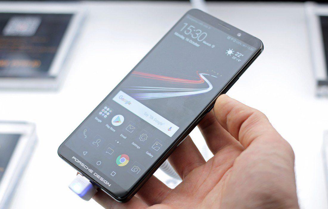 Huawei Mate 20 Pro avrà un display OLED dual edge?