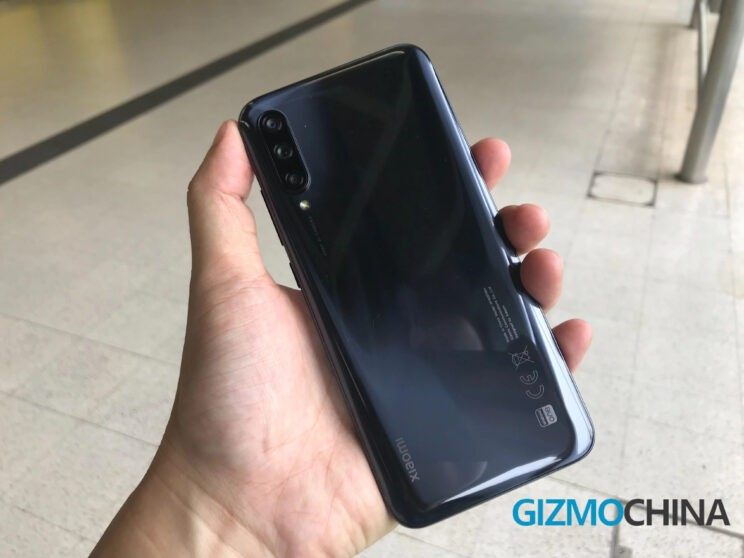 Xiaomi Mi A3: i primi hands-on confermando il display HD+
