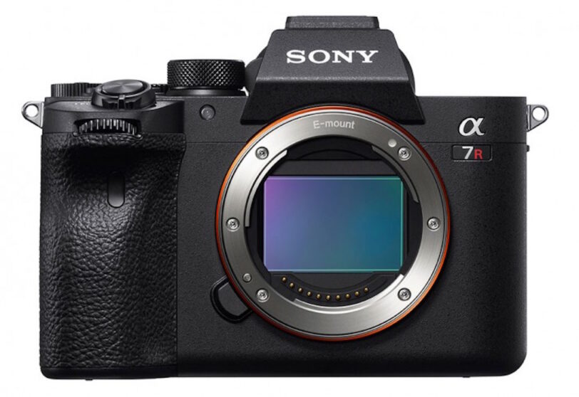 Sony a7r IV mirrorless