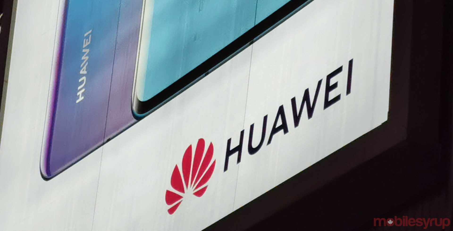 Huawei titolo