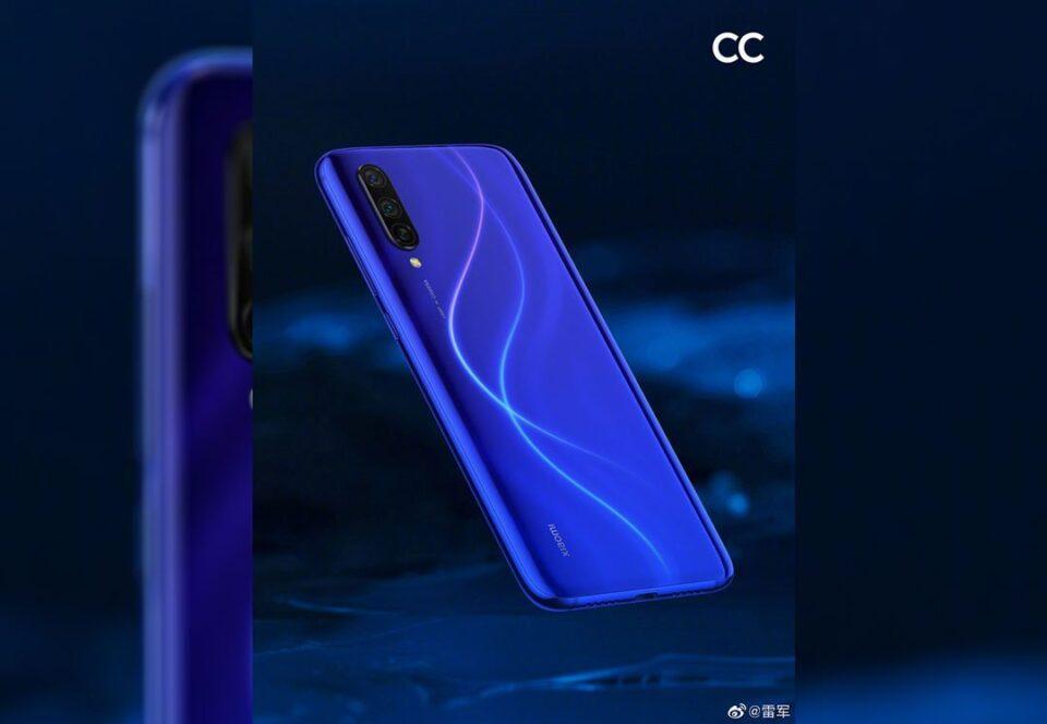 Xiaomi CC9 copertina