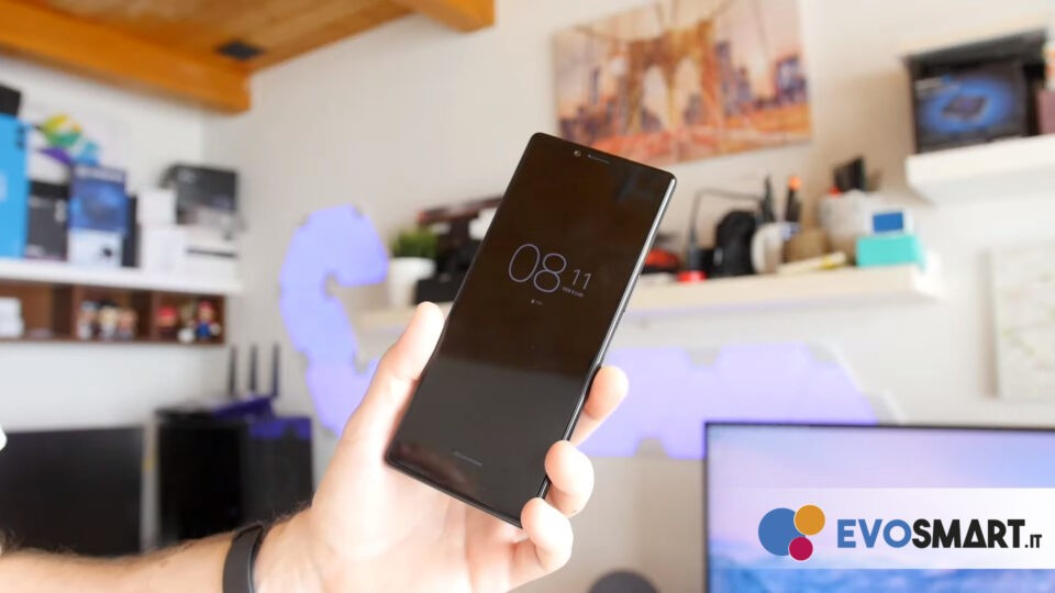 Sony Xperia 1, il nuovo top di gamma giapponese | Evosmart.it