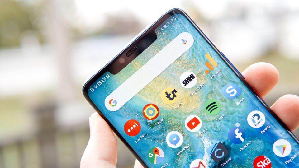 Huawei Mate 30 Pro si mostra nei primi render ufficiali