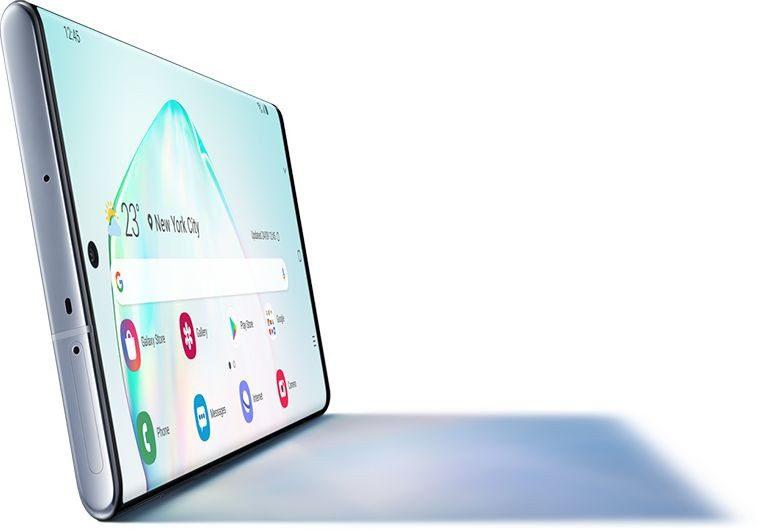 I nuovi display di Note 10 aumentano l'immersività grazie alla riduzione delle cornici | Evosmart.it