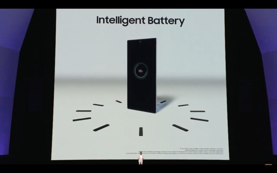 galaxy note 10 batteria intelligente
