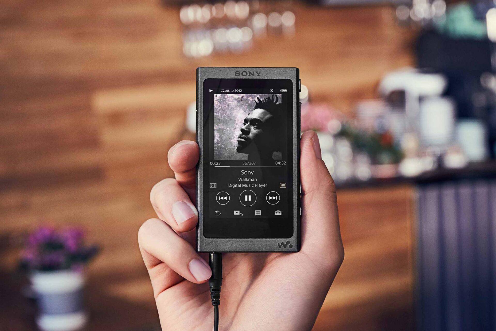 Sony: in arrivo due nuovi lettori audio Walkman