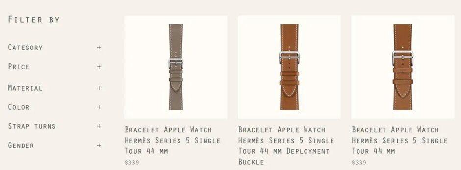 Il nome di Apple Watch Series 5 viene svelato da alcuni partner
