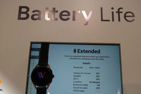 Extended Battery Mode | Evosmart.it