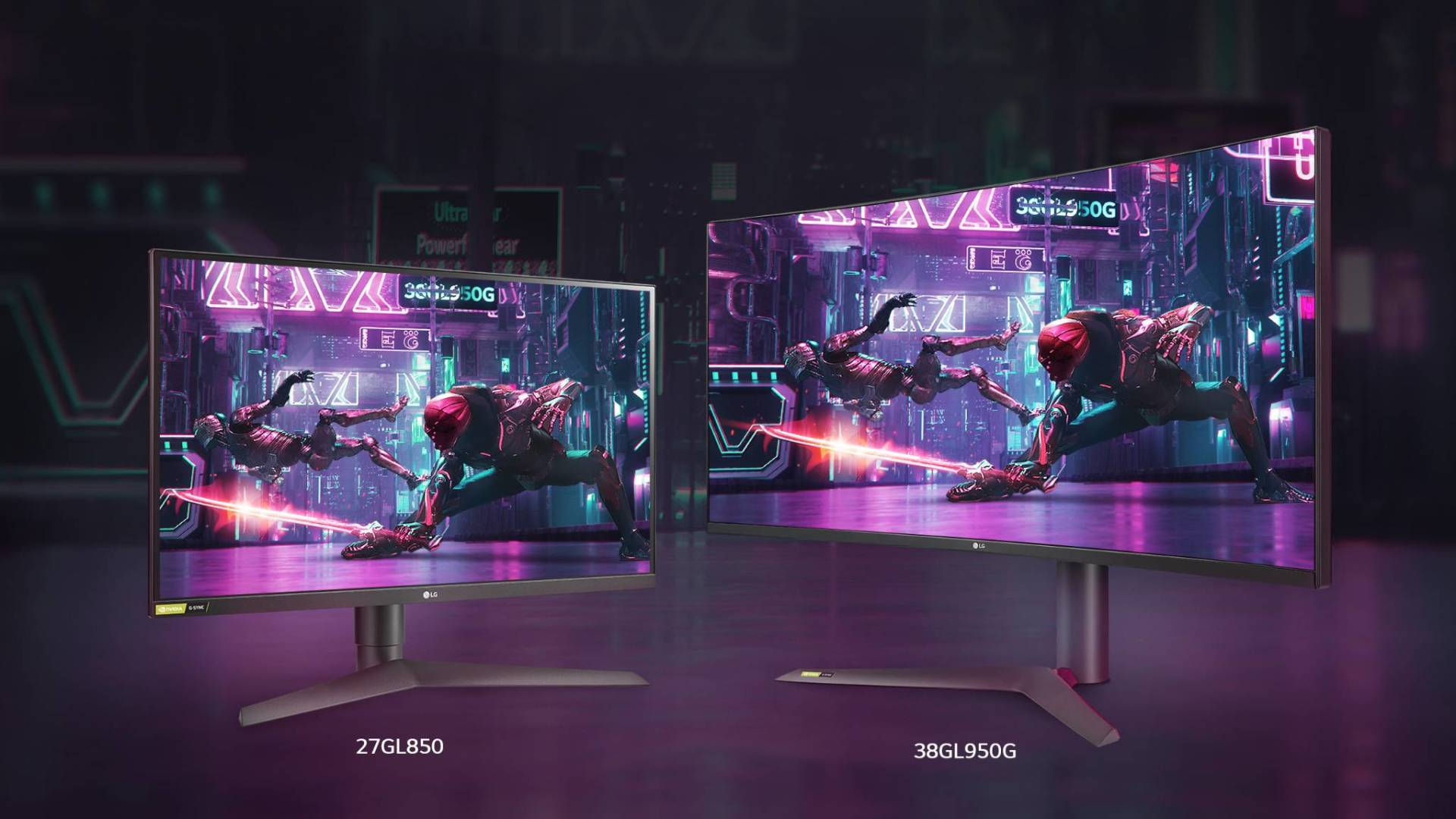 IFA 2019 | LG presenta nuovi monitor IPS UltraGear con nVidia G-Sync