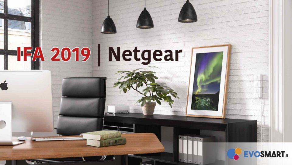 IFA 2019 | Ecco tutti i nuovi prodotti presentati da Netgear