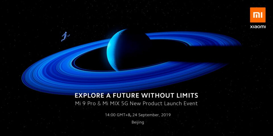 Mi 9 Pro Product launch