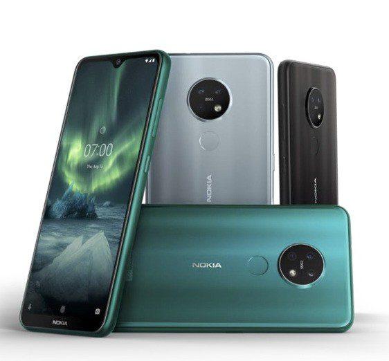 IFA 2019 | Nokia 7.2 e 6.2 presentati ufficialmente