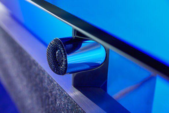 Per una qualità audio migliore il tweeter è posto al di fuori della cassa principale | Evosmart.it | Evosmart.it