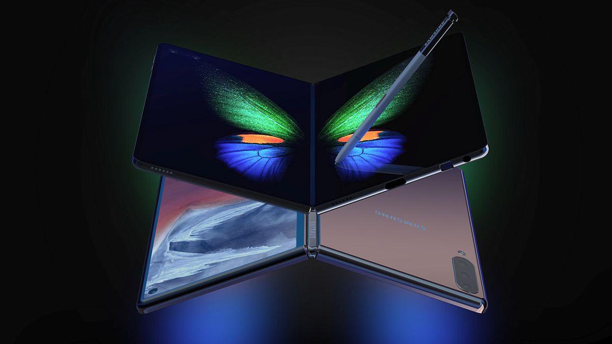 Samsung al lavoro su un nuovo smartphone pieghevole?