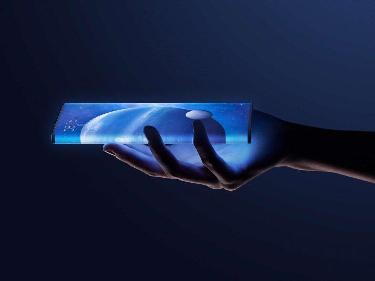 Xiaomi Mi MIX Alpha teaser ufficiale