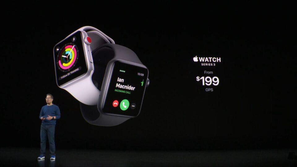 Prezzi più abbordabili per Apple Watch Serie 3 | Evosmart.it