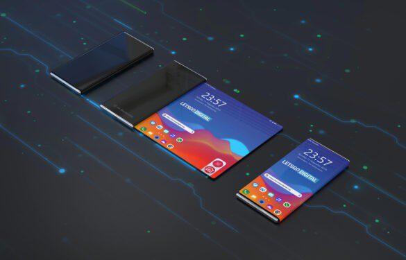 LG: un brevetto mostra un nuovo tipo di smartphone pieghevole | Evosmart.it