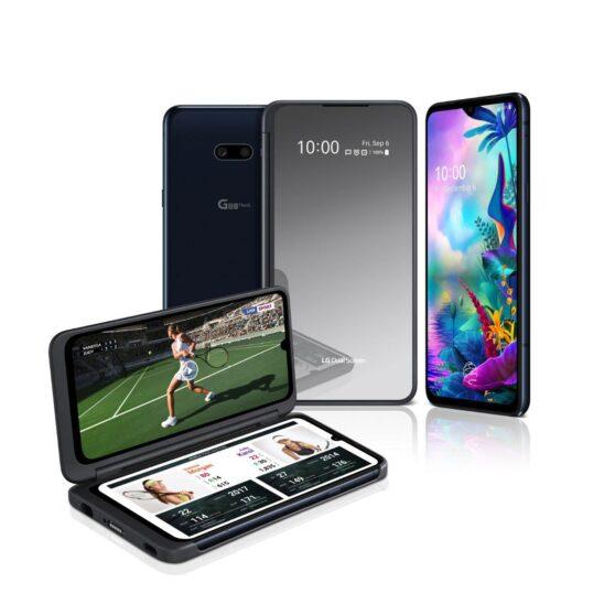 IFA 2019 | LG presenta G8X con LG Dual Screen