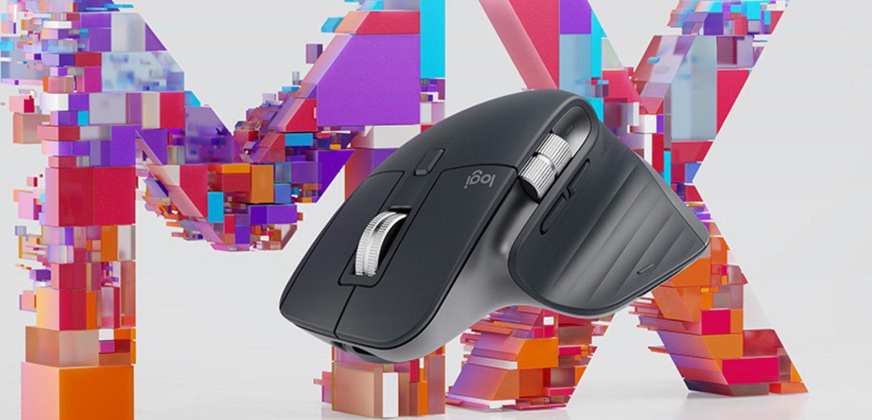 Logitech presenta MX Master 3: torna il re dei mouse