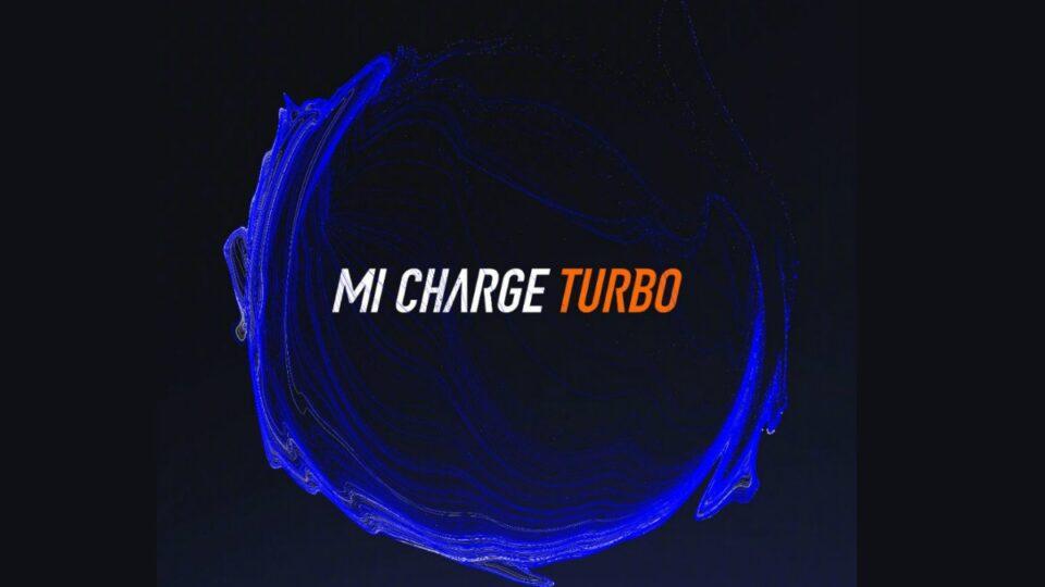 Xiaomi pronta a presentare la Mi Charge Turbo da 100W!