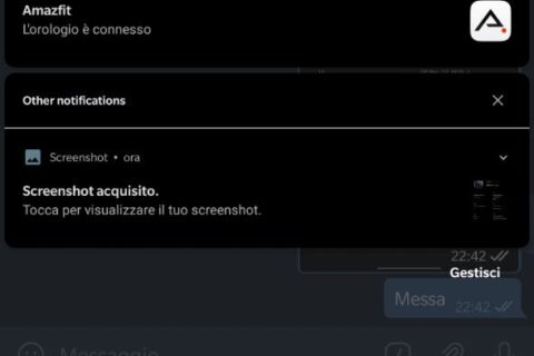 Dark Mode system-wide con notifiche scure | Evosmart.it
