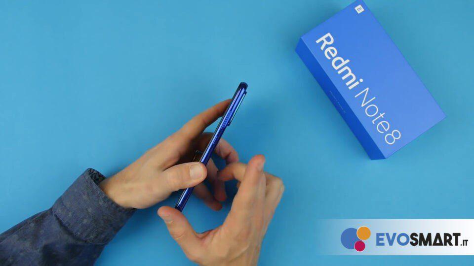 Design Xiaomi classico | Evosmart.it