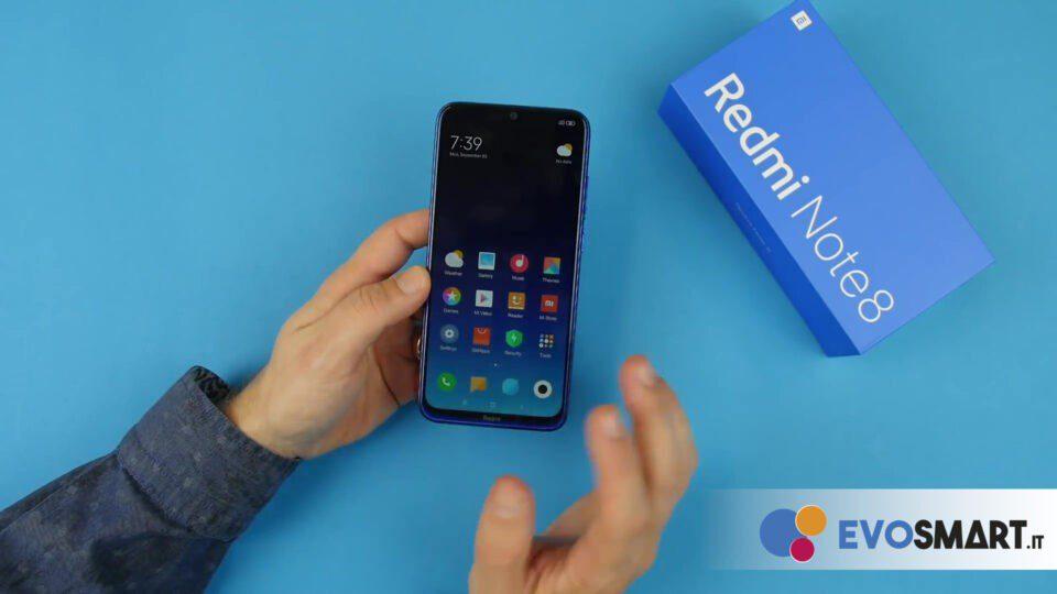 Contenuto della confezione standard per Xiaomi | Evosmart.it
