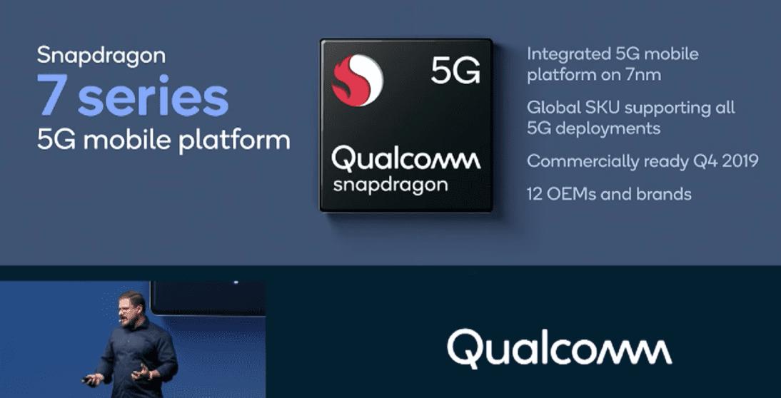 IFA 2019 | Qualcomm annuncia i chipset 5G per la fascia media