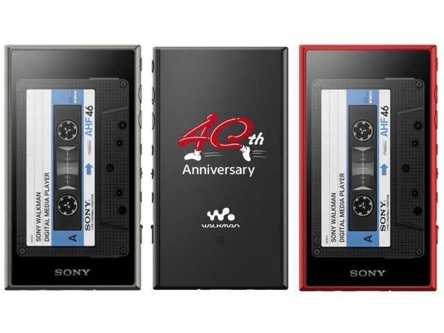 IFA 2019 | Sony presenta per il 40° anniversario un'edizione speciale del Walkman