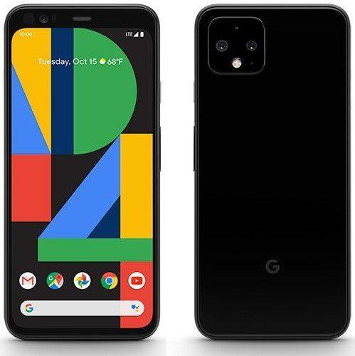 Google Pixel 4 immagine leaked