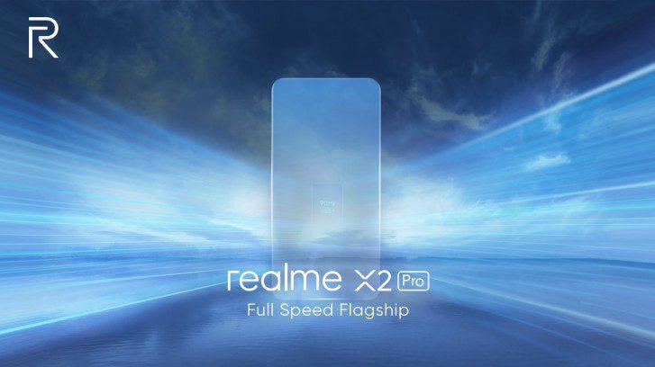Realme X2 Pro teaser